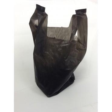 T-shirt Bag 15x7x26 Black