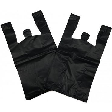 T-shirt Bag 10x5x19 Black