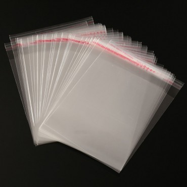 "10x15"" Cellophane Re-sealable Vent 3L warn"